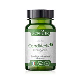 Candi'Activ 3 Bio complément alimentaire biophénix