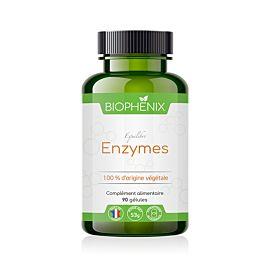 Équilibre Enzymes complément alimentaire biophénix.