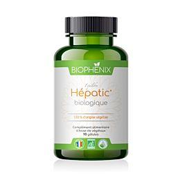 Hépatic Bio complément alimentaire biophénix.