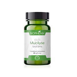Mucilyse Biofilms complément alimentaire biophénix.