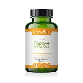 Papaye fermentée complément alimentaire biophénix.