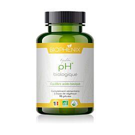 pH Bio complément alimentaire biophénix.