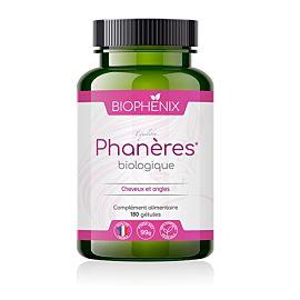 Phanères Bio complément alimentaire biophénix.