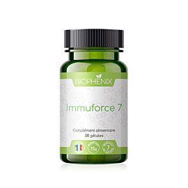 Immuforce 7 Complément Alimentaire Biophénix.