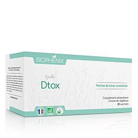 DTOX complément alimentaire biophénix.