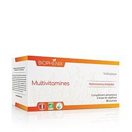 Multivitamines complément alimentaire biophénix.