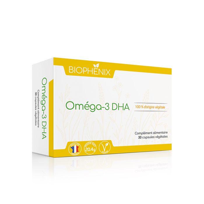 Équilibre Oméga 3 DHA