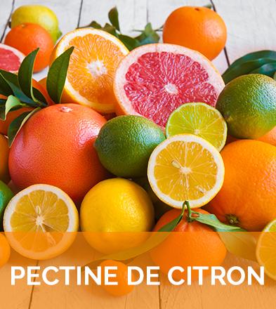 Pectine de citrus modifiée biophenix