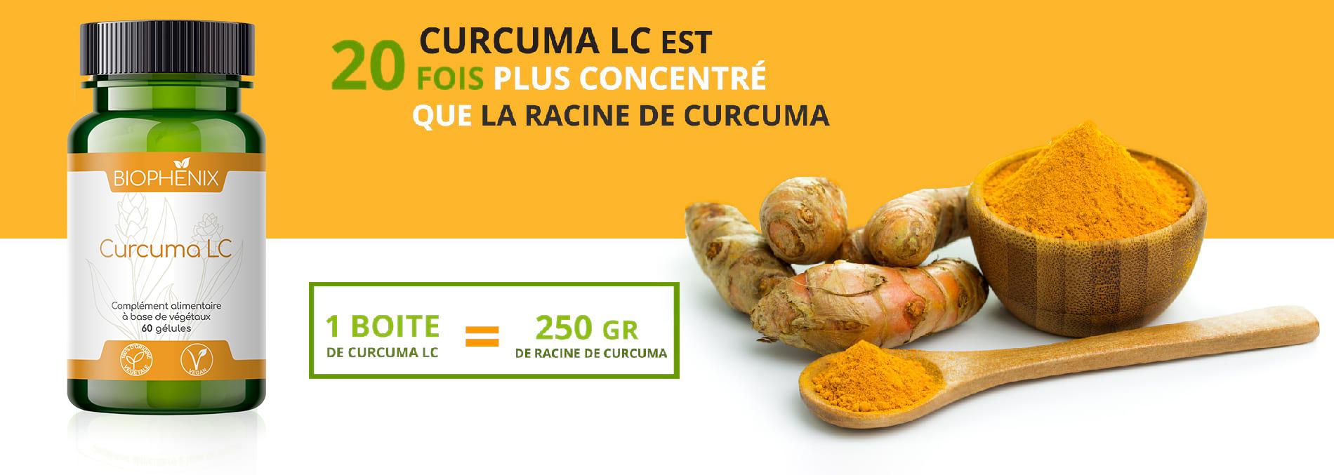 Curcuma LC
